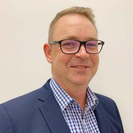 JCSM Staff -Richard Leddicoat